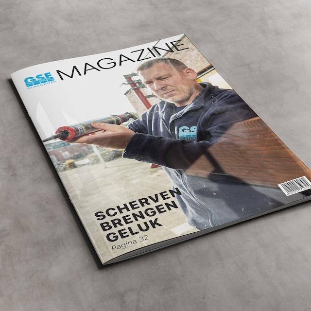 GSF Glasgroep Magazine
