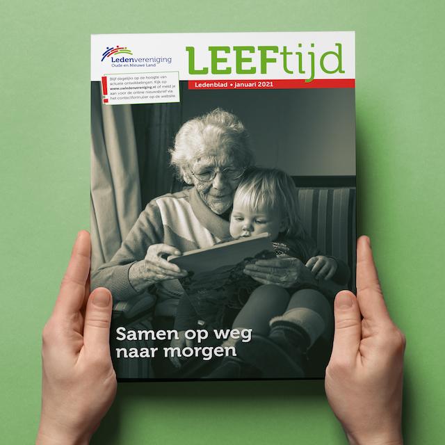 LEEFtijd Magazine