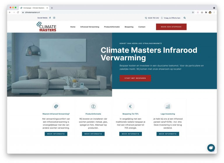 Flow Media - Climate Masters